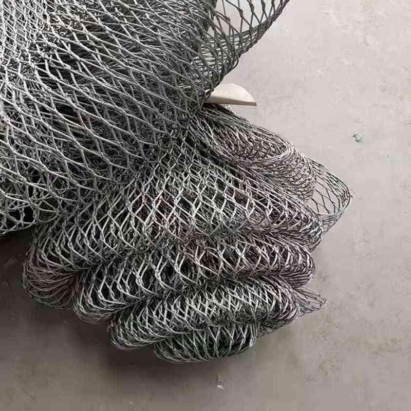 Flexible Steel Mesh Cable For Bridge/stairway