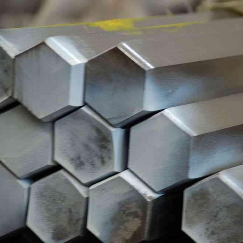 S7 7mm -304 Stainless Steel Hexagon Rod