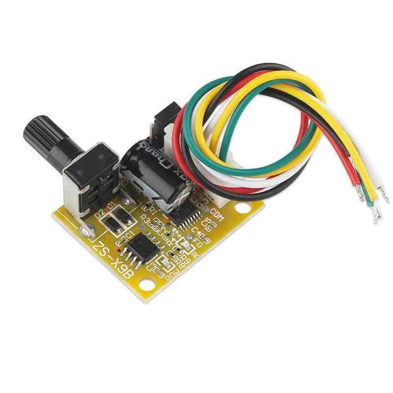 Mini Three-phase Brushless Speed Controller Motor -dc 5-36v