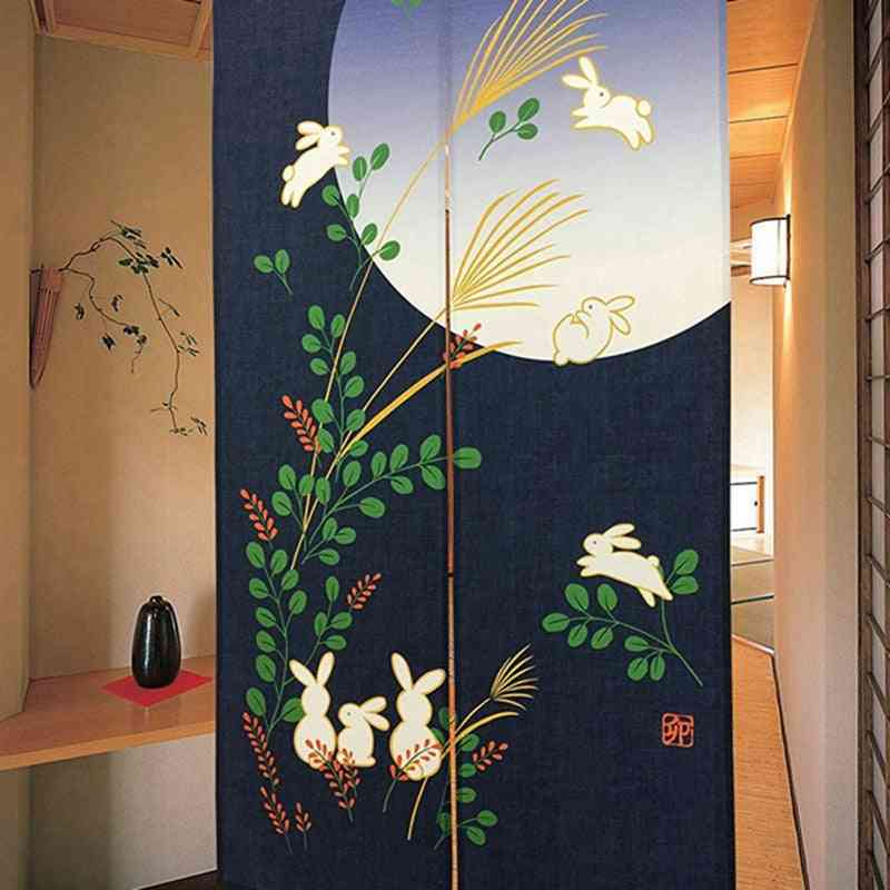 Anti-static Curtain, And Cherry Blossom Window Treatment Tapestry