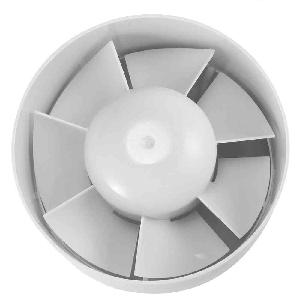 Exhaust Fan Home Silent Inline Pipe, Duct Bathroom Extractor Ventilation
