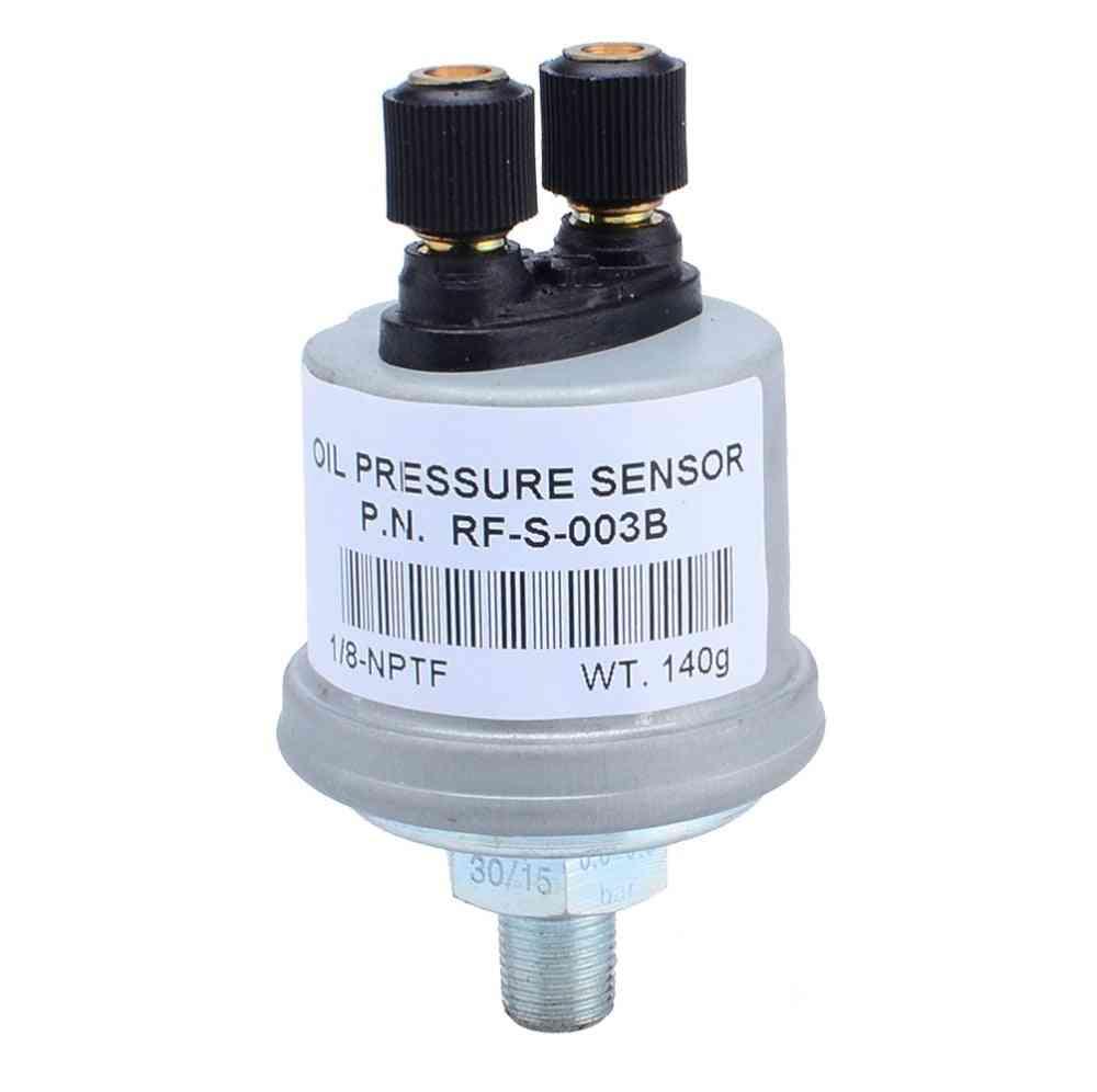 Universal Vdo 1/8 Npt Oil Pressure Sensor For Generator