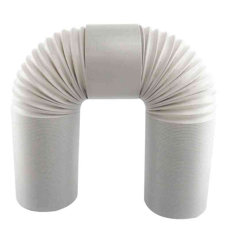 Portable Air Conditioner Exhaust Hose Pipe,  Connector Coupler Parts