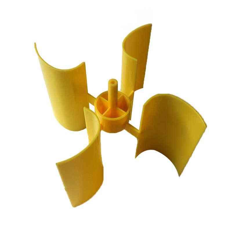High Quality Vertical Axis -micro Wind Turbine Generator Blade Set