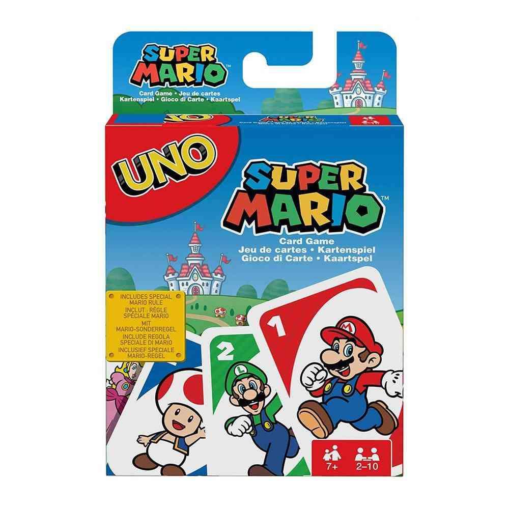 Super Mario Card Game -, Entertainment