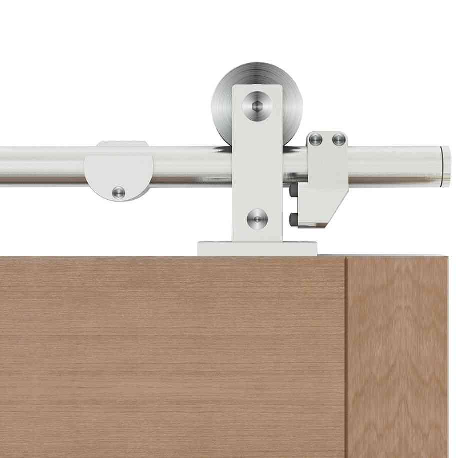 Stainless Steel,  Sliding Door Top Mount-hardware Kit