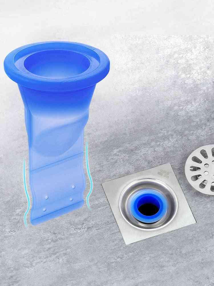 Odor-proof, Silicone Drain Inner Core