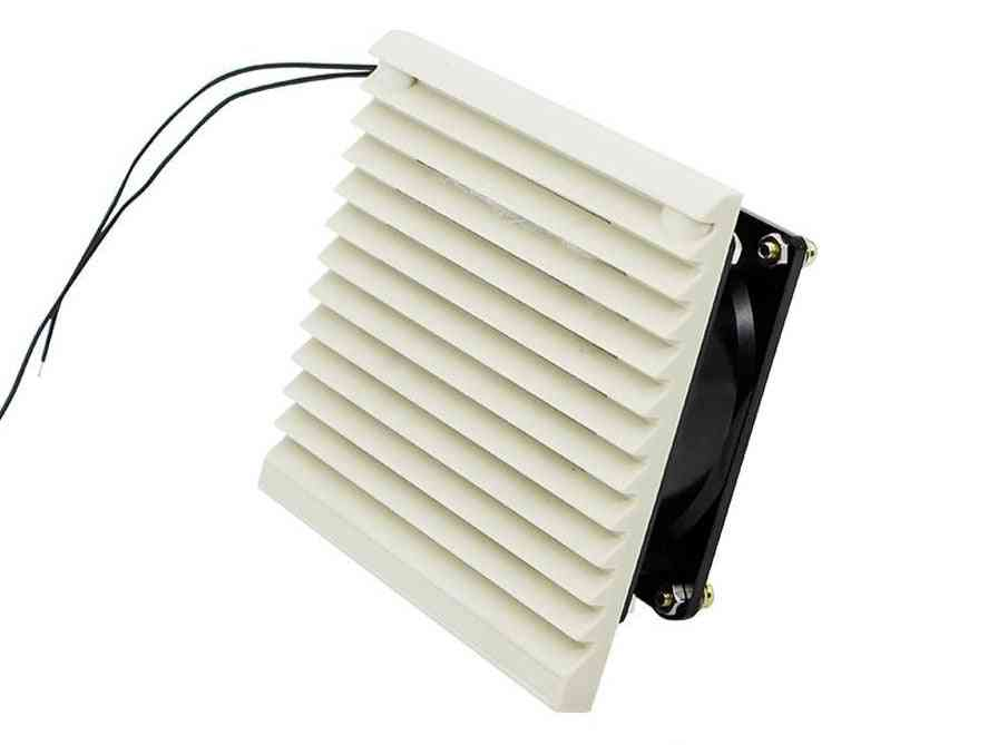 Cabinet Ventilation Filter Set - Shutters Cover Fan Grille