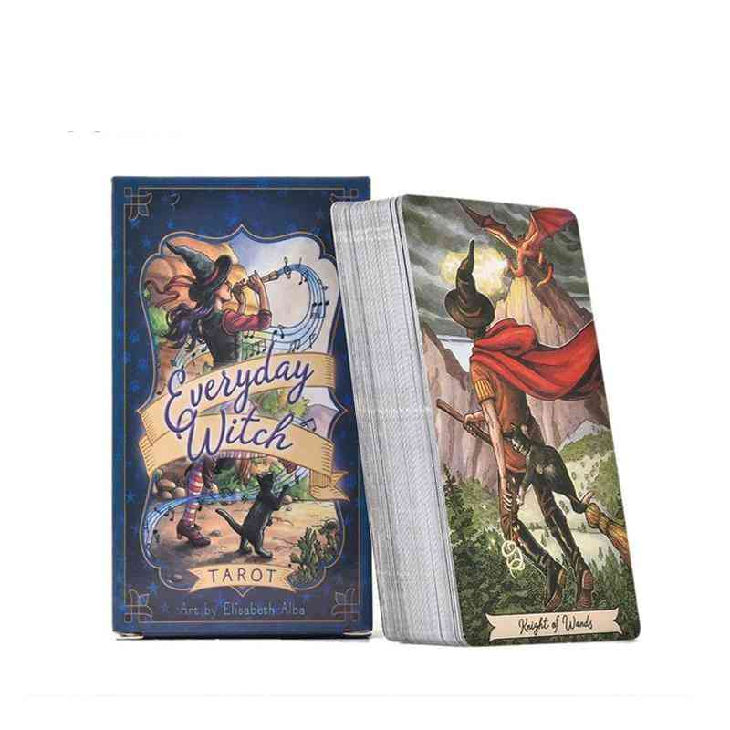 Tarot Cards - Oracle Guidance Divination Fate Deck Board Games