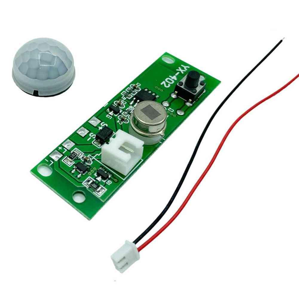 3.7v Diy Solar Light Circuit Board