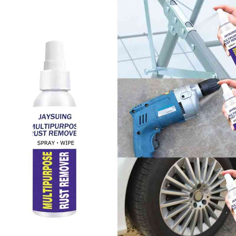 Car Rust Inhibitor Dent Remover - Window & Wheel Hub Screw Derusting Spray