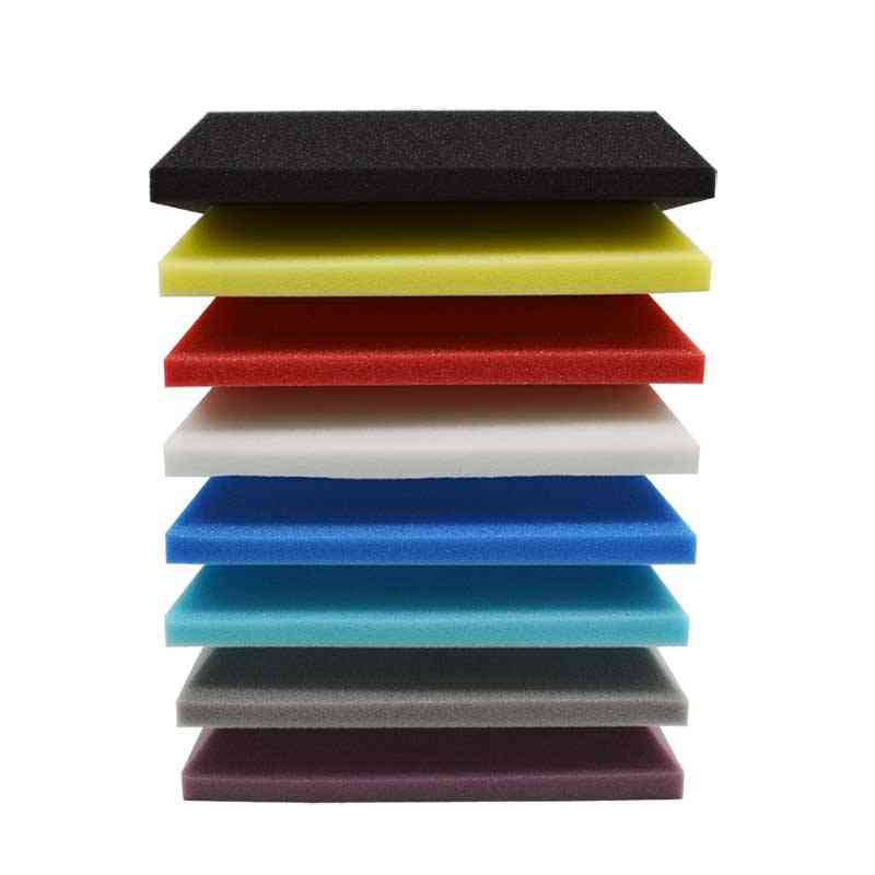 Square Acoustic Foam- Fireproof Sound Absorption Panels