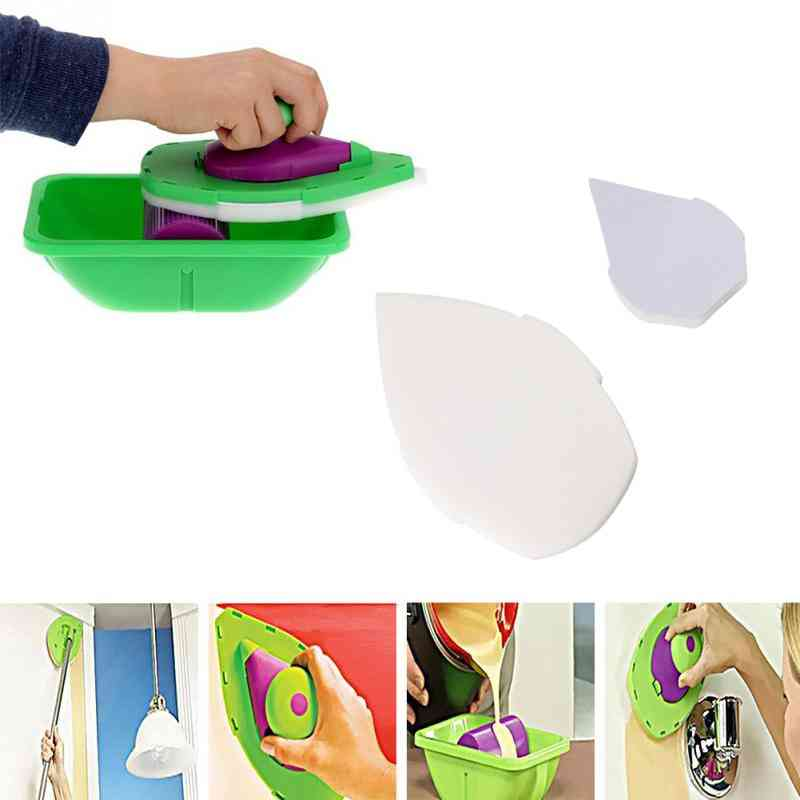 Decorative Paint Roller/pad And Tray Set