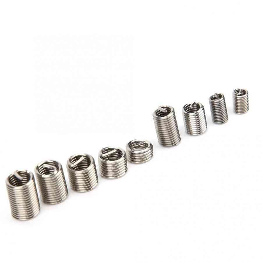 Stainless Steel Helicoil Standard Metric Thread Insert- Repair Kit