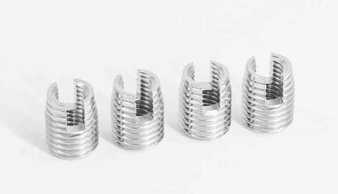 Stainless Steel Self Tapping Helical Thread Insert Kit
