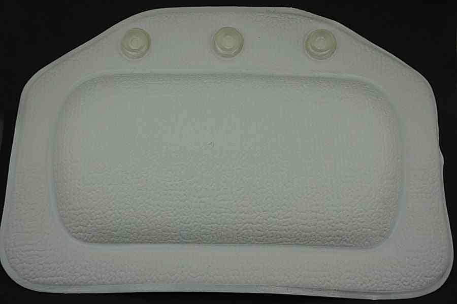Bath Pillow Spa - Bathtub Cushion Head, Neck And Shoulder