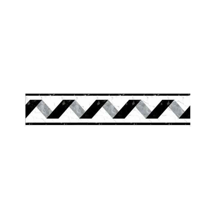Stripe Baseboard, Waist Line Decor Wall Stickers