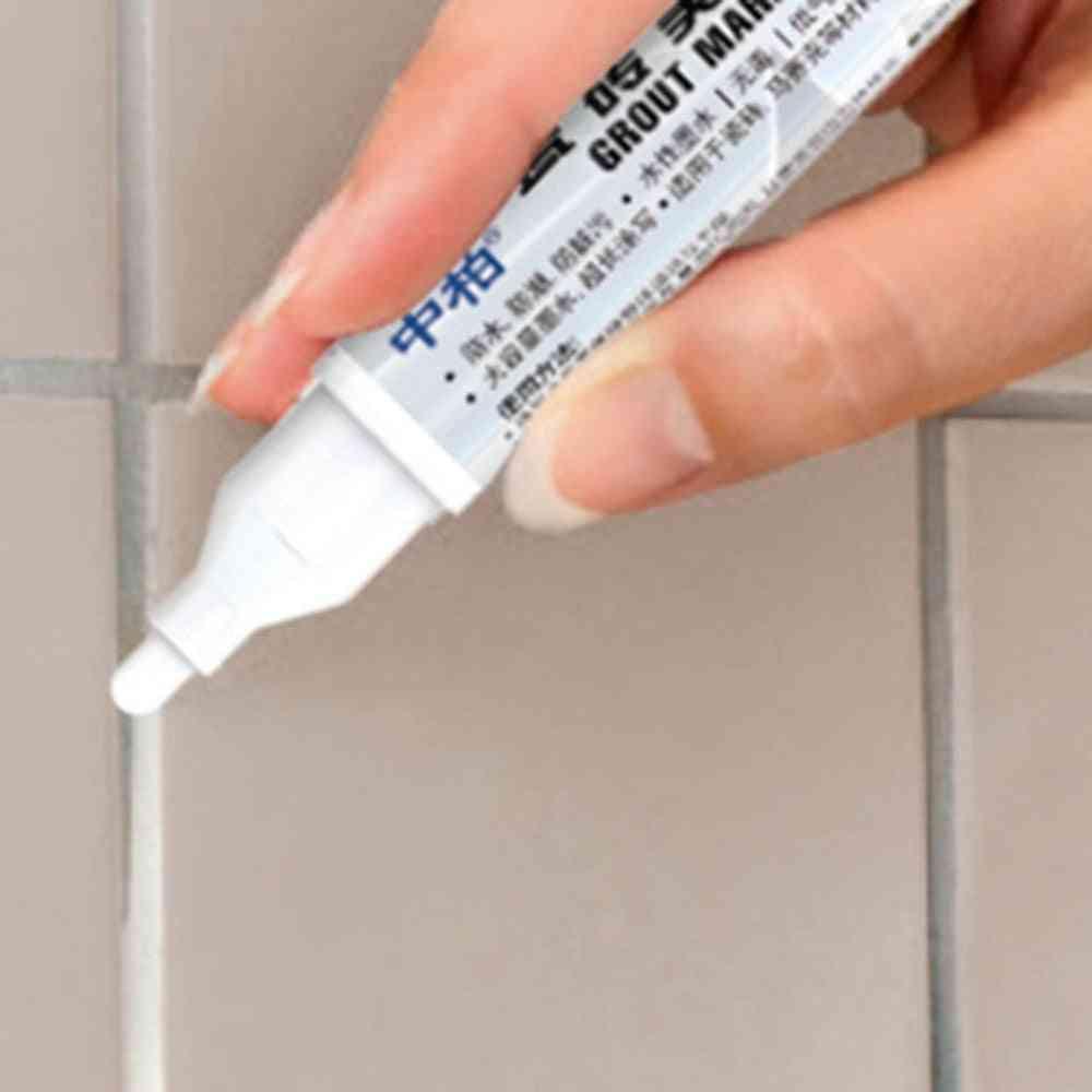 Water Resistant Tile Repair - Non-toxic Grout Pen