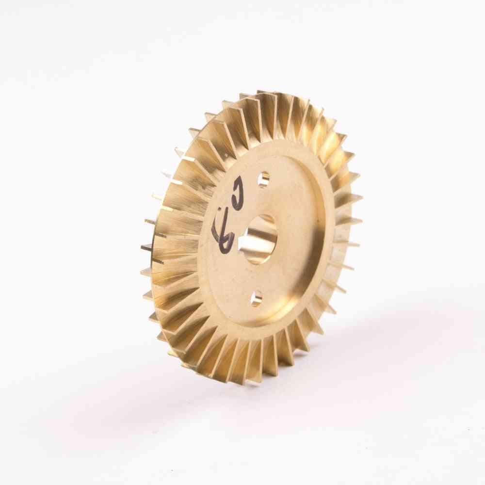 Brass Cooper, Self Priming Booster Impeller