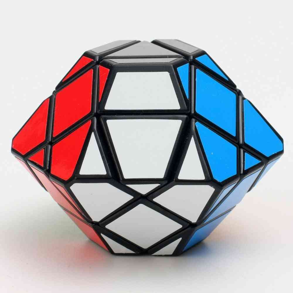 Profissional 2x2 Crazy Cubo Puzzles, Educational Toy For