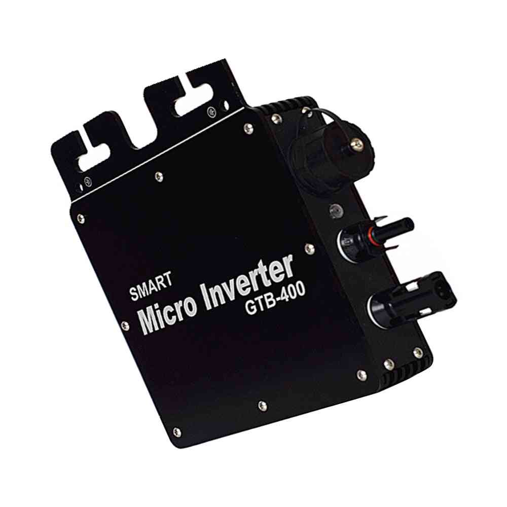 Smart Micro Inverter- Wireless Communication With Wifi Monitoring