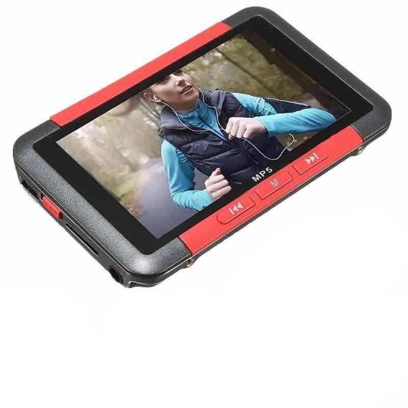 3 Inch Slim Lcd Hd 720p Mp5 Video Music Player