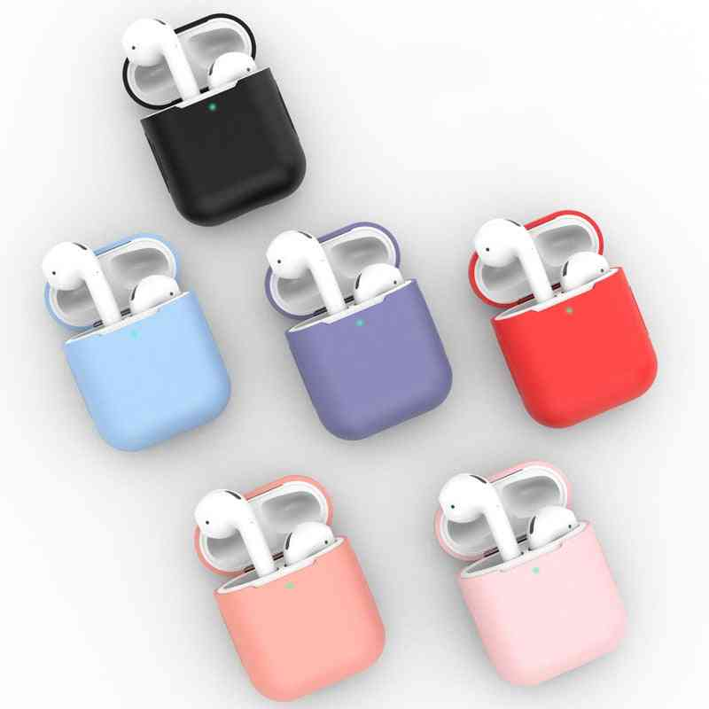 Silicone Protective Case For Bluetooth Airpods