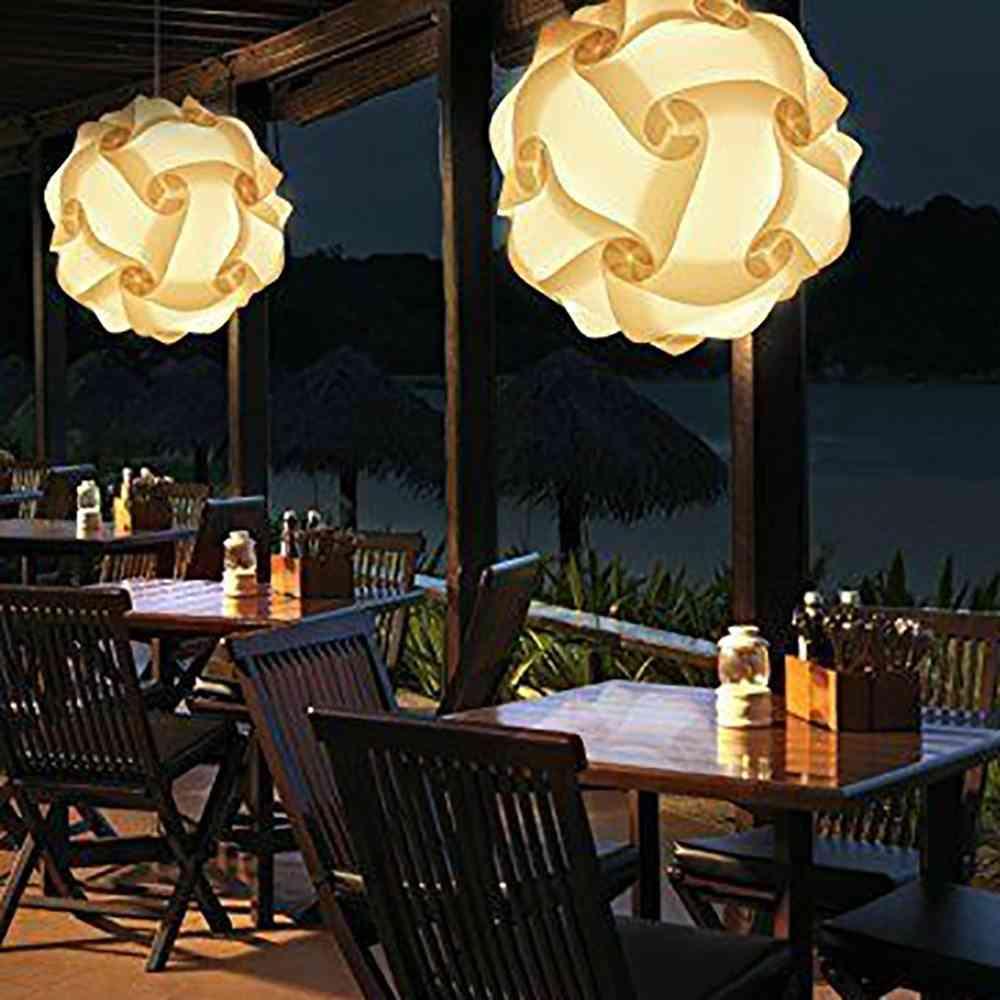 Modern Led Ball Shaped-lampshade