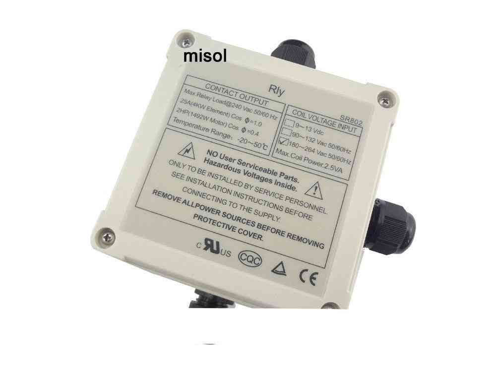 110v High Power Relay For Electrical Heating