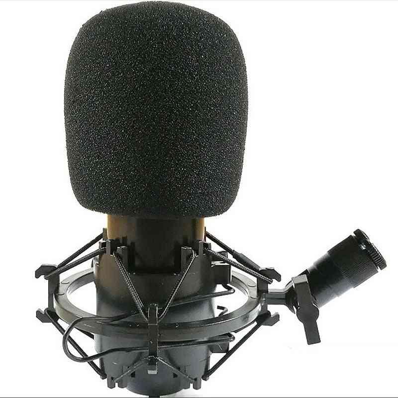 Microphone Foam Thicken Mic Cover Sponge
