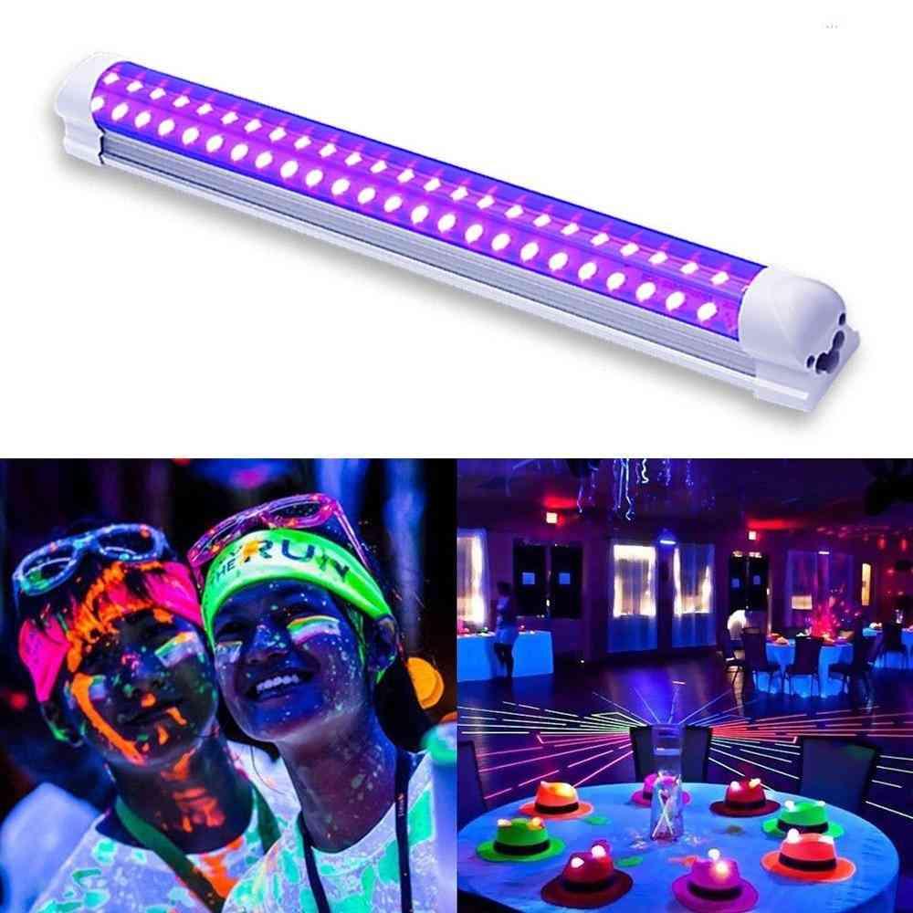 10w Stage Light Dj Uv Purple Led Tube- Bar Lamp