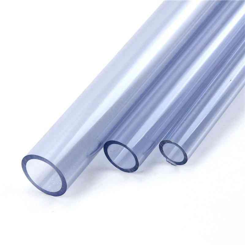 O.d20~25 Mm Transparent Tube, Hi-quality Water Supply Pipe