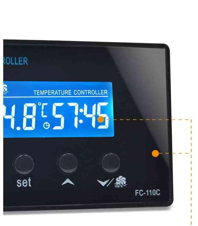 10a 220v  Sauna Thermostat-temperature Controller With Ntc Sensor