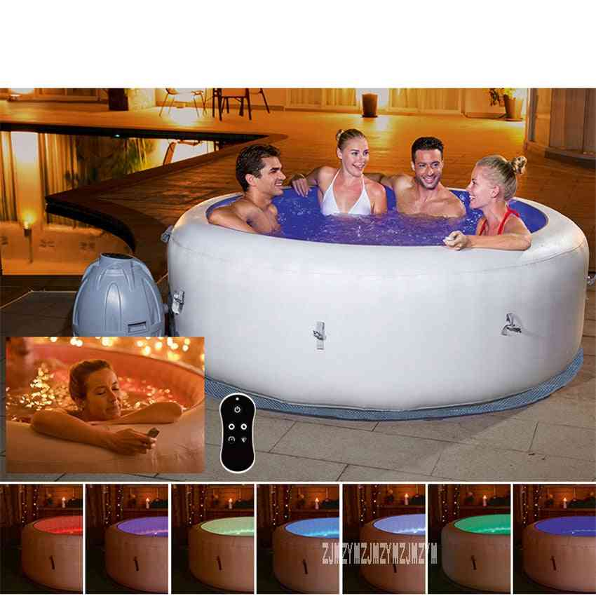 Portable Inflatable-constant Temperature, Heating Bathtub For Family
