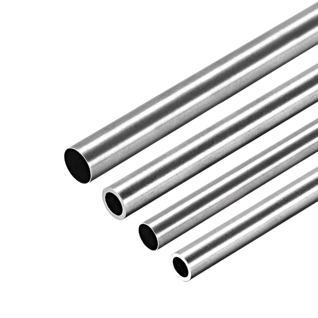 304 Stainless Steel Round Tubing, Seamless Straight Pipe Tube