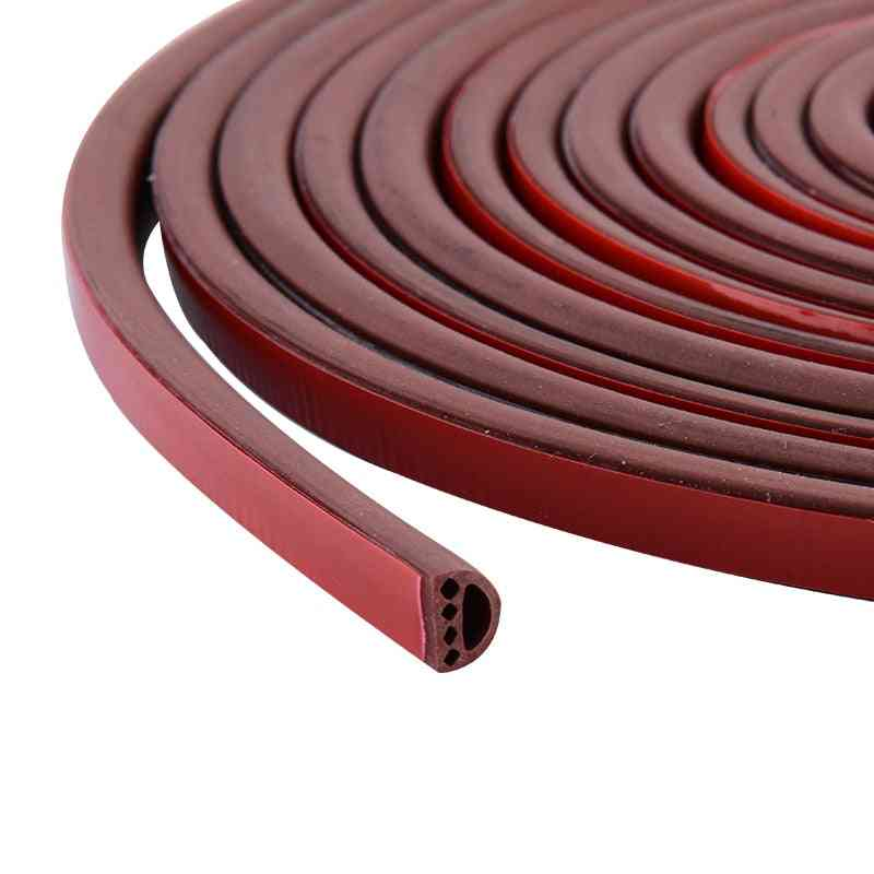 D/i Type Silicone Rubber Sealing Strip