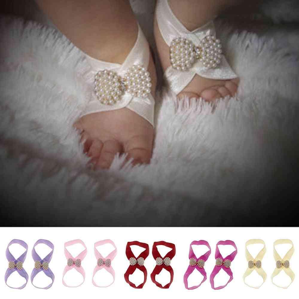 Elastic Foot Band For Newborn Baby