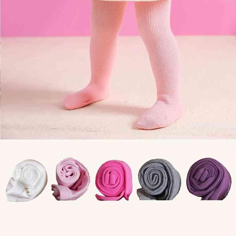 Autumn Winter Girl Tights-cotton Stockings