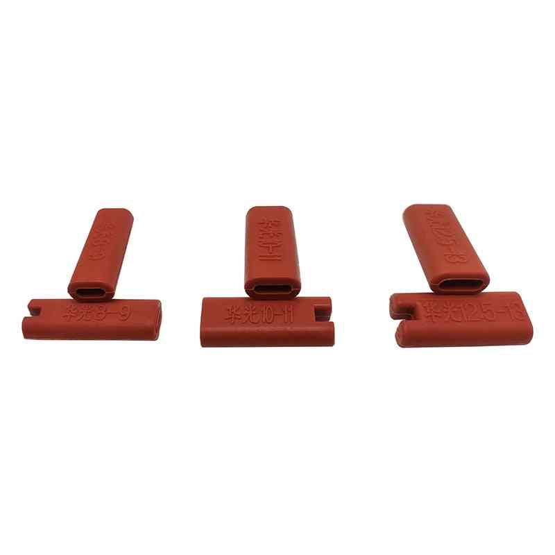 1 Pairs Of Rubber Seal Cap And Connector For Self Regulating Heating Cable