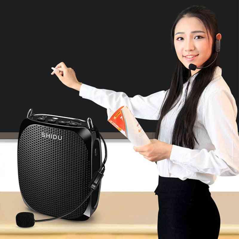 Professional High-quality Megaphone, Portable Amplifier