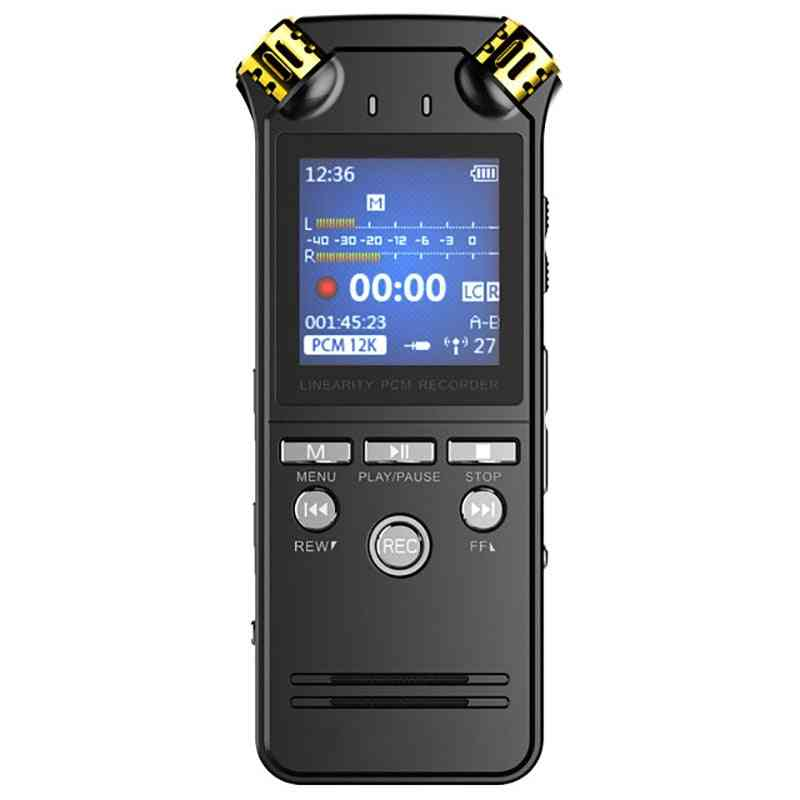 Professional Digital Voice Activated Recorder