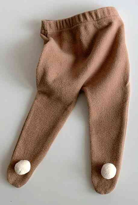 Spring Autumn Ball Pantynose, Soft Tights For Infants