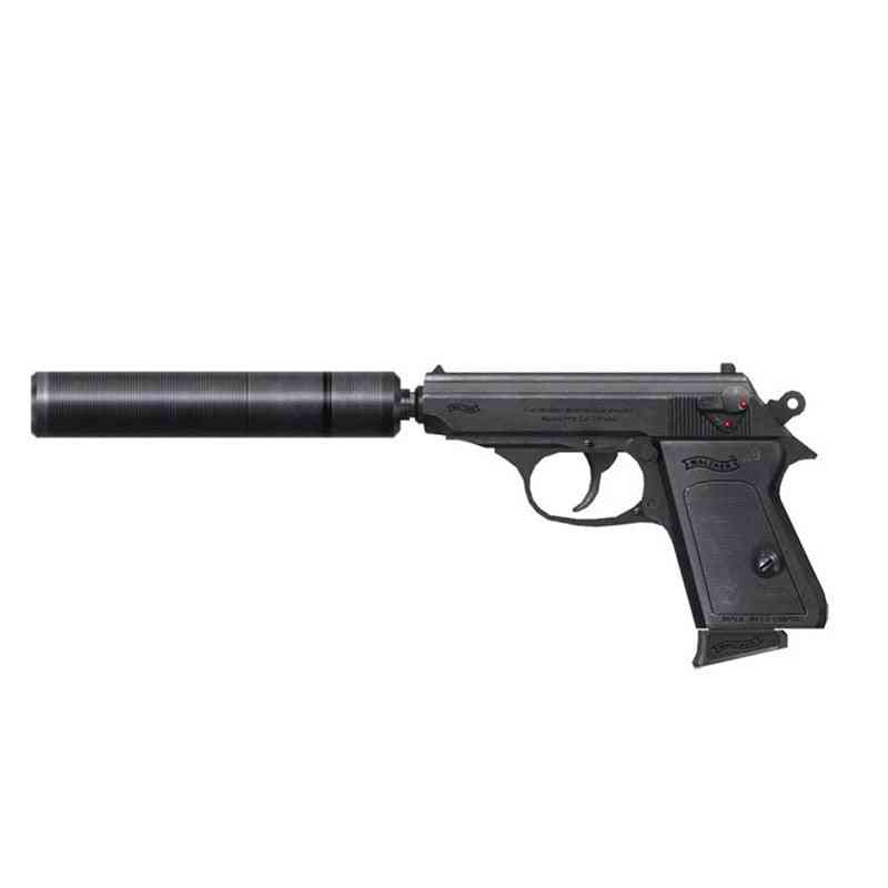1:1 Paper Model Gun Toy For Kids