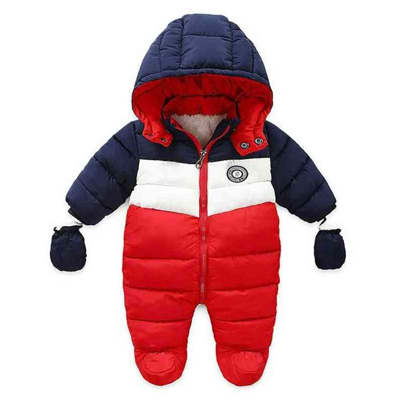 Baby Clothes- Winter Thick Sleeve Costume Coat