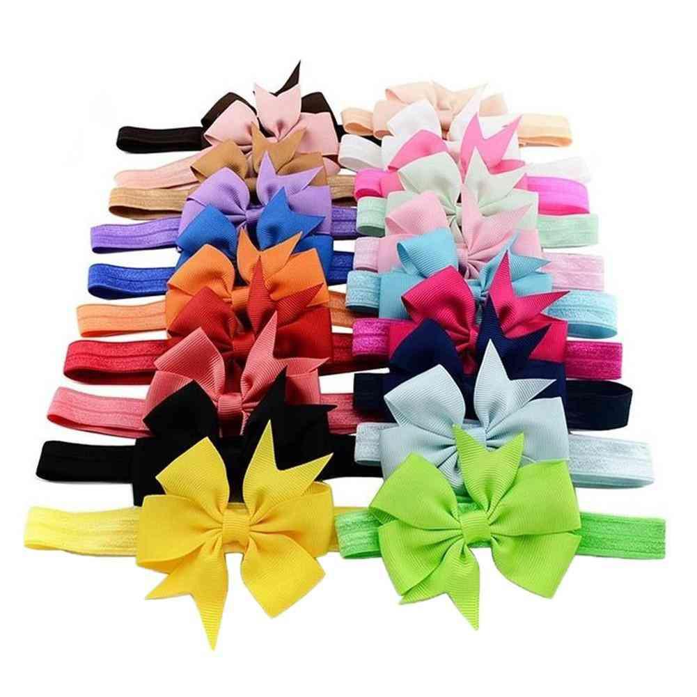 Baby Bowknot Headbands