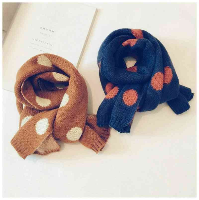 Autumn And Winter / Knitting's Wool Neck Scarf