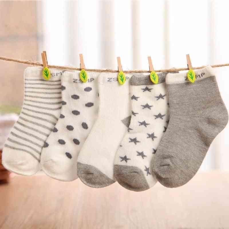 Summer Mesh Thin Baby Socks For Cotton Newborn Boy Accessories Infant