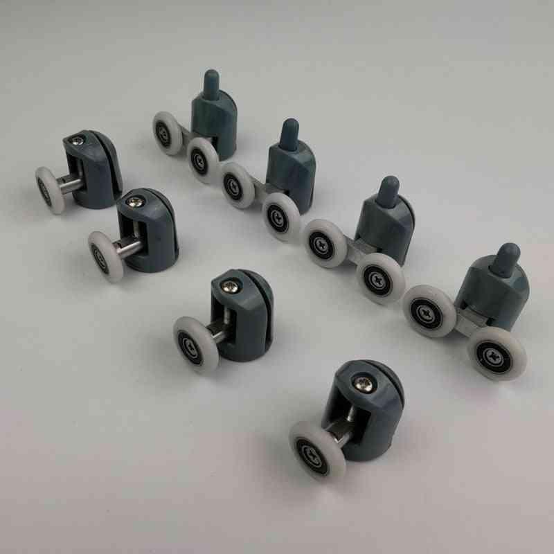 Shower-door Enclosures Rollers-runners, Wheels-pulleys Upper Part