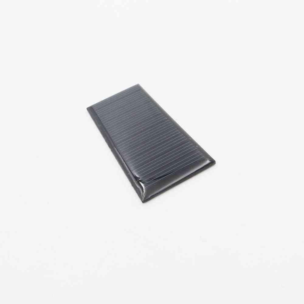5.5v 70ma, Mini Polysilicon Solar Panel