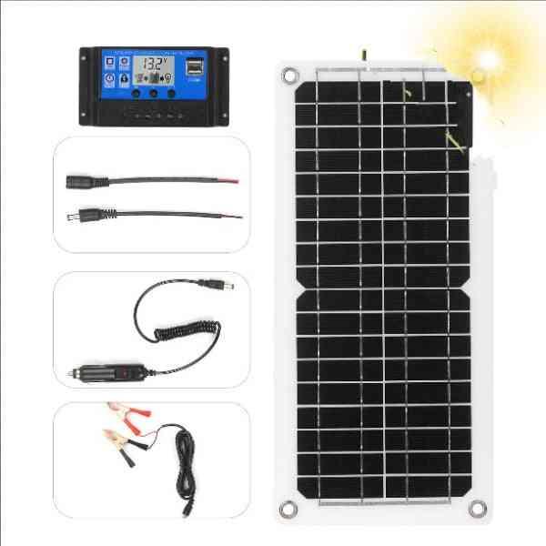 12w Solar Power Starter Kit